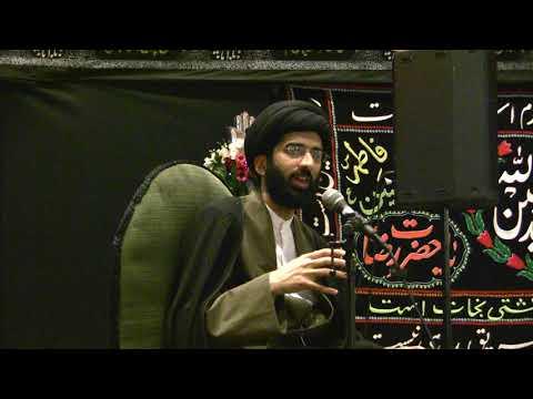 Sayyid Sulayman Hasan | Lecture 1 | Arbaeen 2017 1439 - English