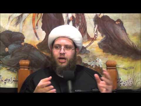 الإمام الحسين في سورة الفجر ( الجزء الثالث) || الشيخ نامي فرحات