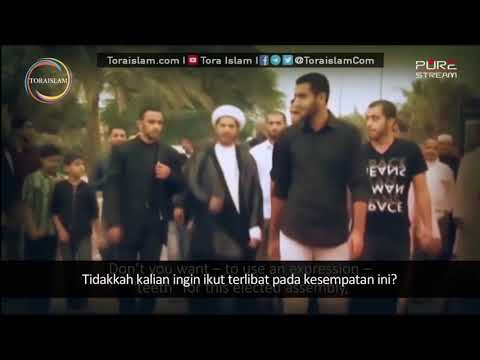 [Clip] Agenda Kita | Syaikh Ali Salman - Arabic sub Malay