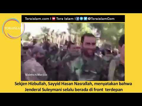 [Clip] Jenderal Qasem Suleymani di Bukamal - Farsi sub Malay