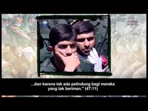 [Clip] Kekuatan Allah Tak Berada di Belakang Orang Malas - Farsi sub Malay