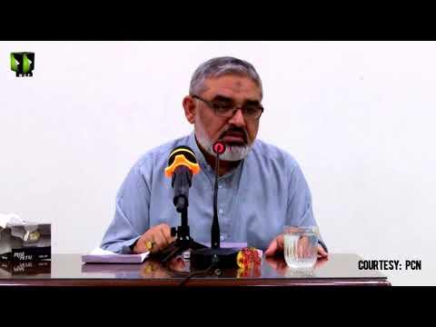 [Zavia   زاویہ] Political Analysis Program - H.I Ali Murtaza Zaidi - 21 Nov 2017 - Q/A Session 2 - Urdu