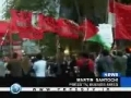 Argentines march in support of Palestinian struggle on Land Day - 31Mar2009 - English