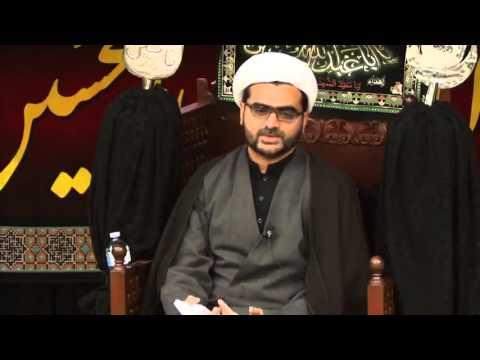 1st Majlis شریعتِ امام سجاد علیہ السلام By Sheikh Hassnain - Urdu