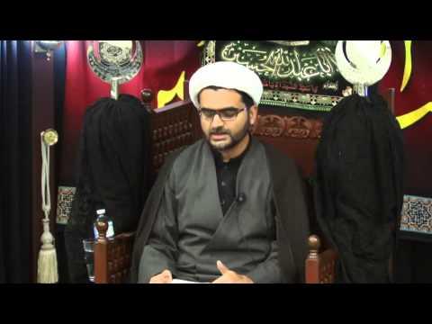 2nd Majlis شریعتِ امام سجاد علیہ السلام By Sheikh Hassnain - Urdu