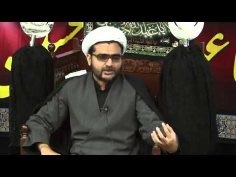 3rd Majlis شریعتِ امام سجاد علیہ السلام By Sheikh Hassnain - Urdu