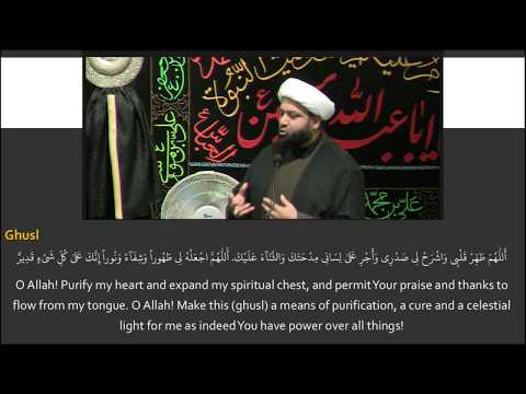 Philosophy & Etiquette of Ziyarat in the Islamic Teachings – Part III - English