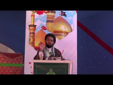 [2nd Convention of Asgharia Ilm o Amal] Karbala Husaini ta Khyber Mehdvi - Sadiq Raza Taqvi -Urdu