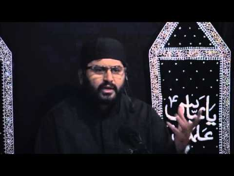Majlis 16 Safar 1437 28 Nov 2015 Topic: Istegasa Hussain (A.S) aur Asr-e-Haazir By Agha Syed Arif Ali Rizvi-Urdu