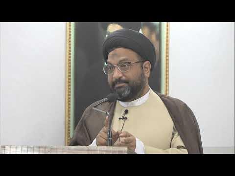 [Day 01] HAFTA-E-WAHDAT 1439 A.H - Moulana Syed Taqi Raza Abedi - Urdu