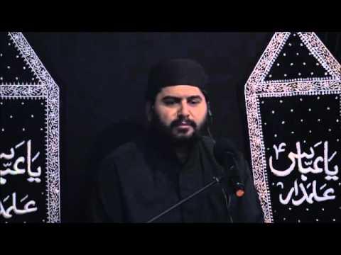 Majlis 17 Safar 1437 29 Nov 2015 Topic: Istegasa Hussain (A.S) aur Asr-e-Haazir By Agha Syed Arif Ali Rizvi-Urdu