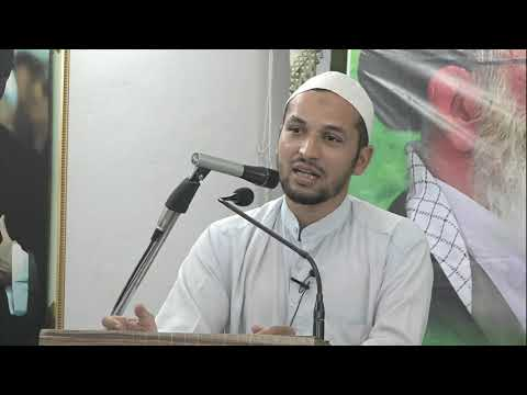 [Day 02] HAFTA-E-WAHDAT 1439 A.H - Moulana Agha Munawer Ali - Urdu