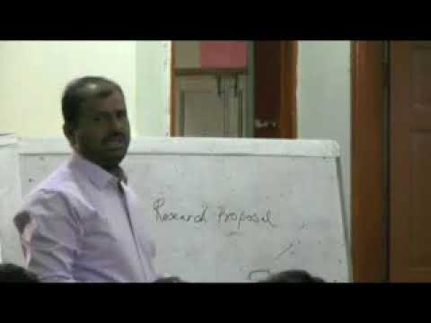 [Skill Development and Capacity Building Symposium] How to get Scholarship-Dr AK Shah Ph.D - Urdu