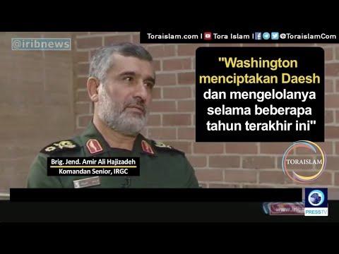 [Clip] Komandan IRGC:  Iran Bisa Susupi Pusat Komando AS - Farsi sub Malay
