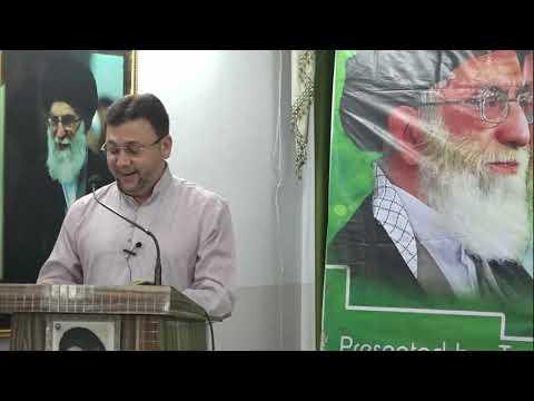 [Day 03] HAFTA-E-WAHDAT 1439 A.H - Naat - Janab Hassan Bilal Naser - Urdu
