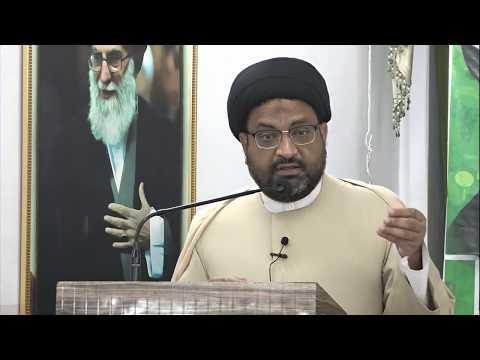 [Day 05] HAFTA-E-WAHDAT 1439 A.H - Moulana Syed Taqi Raza Abedi - Urdu