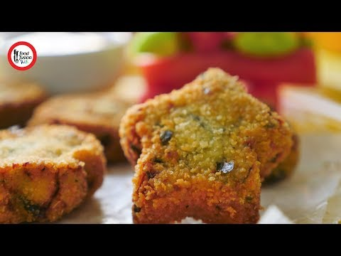 [Quick Recipe] Haray Bharay Nuggets - English and Urdu