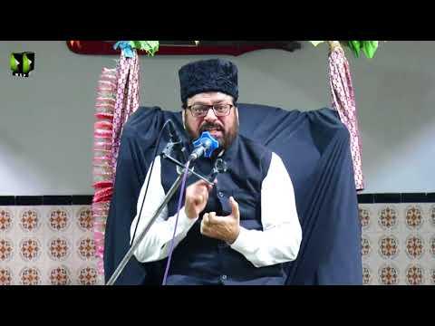[Majlis] Khitaab: Janab Nisaar Qalandari | Barsi Shouda-e-Wahdat | 11 January 2018 - Urdu