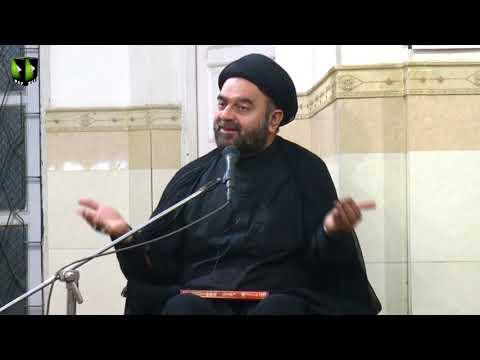 [Majlis 4] Khitaab: Moulana Muhammad Ali Naqvi | Topic: Janab e Syeda Ka Salika e Ibadat - 1439/2018