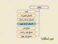 نور احکام 1 - توضیح المسایل Persian مسایل مربوط به شستن دستها