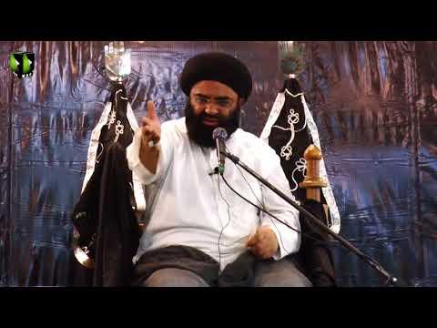 [Majlis 1] Khitaab: Moulana Kazim Abbas Naqvi | Topic: Tafseer-e-Surah e Kausar - 1439/2018 - Urdu