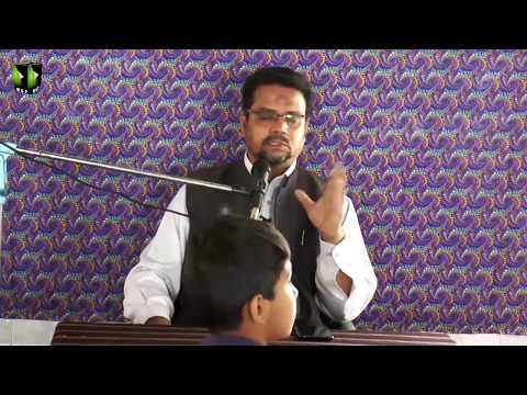[Lecture]  Professor Zahid Ali Zahidi - Topic: Inqalaab-e-Islami Dunya Mein Umeed ki Kiran - Urdu