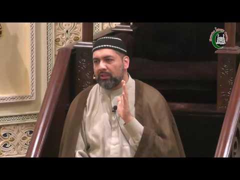Syed Asad Jafri | Thursday Program | Night 24 of Rabi\' al Thaani 1439 AH | 1-11-2018 | HIC English