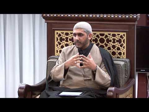 [4/4] Nurturing The Qualities of Lady Fatima (as) - 3rd Jumada al-Thani 1439 - 2018 Sh. Murtaza Bachoo English