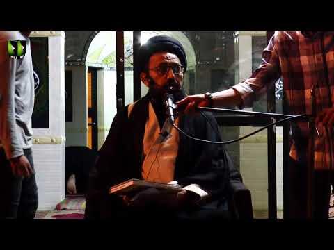 [Majlis 1] Khitaab: H.I Moulana Sadiq Raza Taqvi | Topic: Maqam-e-Hazrat Fatima (sa) - 1439/2018 - Urdu
