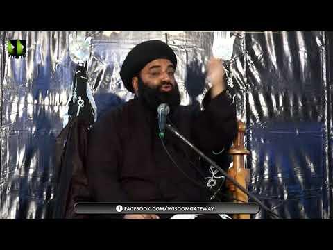 [Majlis 5] Khitaab: Moulana Kazim Abbas Naqvi | Topic: Tafseer-e-Surah e Kausar - 1439/2018 - Urdu