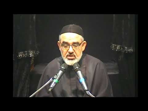 [Majlis 3] Khitaab: H.I Syed Ali Murtaza Zaidi |  Ayaam-e-Fatimiya (sa) 1439/2018 - Urdu