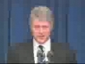 President Clinton admits to mind control experiments-English