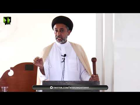 [ Friday Sermon ] H.I Muhammad Haider Naqvi | 16 March 2018 |  Masjid Yasrab Karachi - Urdu