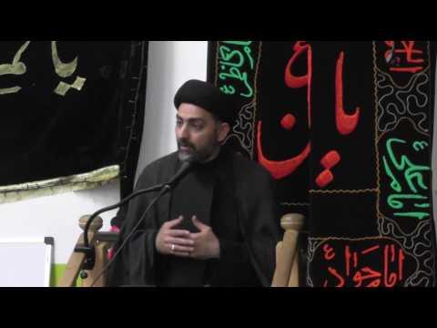 2nd Majlis Shahadat e Bibi Fatima Zahra s.a 5th Jamadi ul Sani 1438 Hijari By H I Syed Nusrat Abbas Bukhari-Urdu