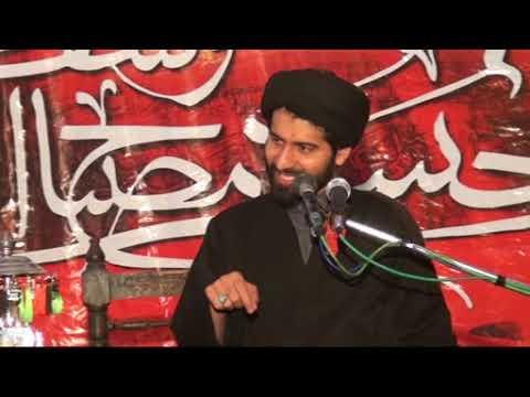 Majlis Ayam E Fatimiya s.a 2nd Jamadi ul Sani 1439 Hijari 2018 By H I Syed Arif Hussain Kazmi at D G Khan - Urdu