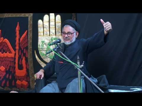 Majlis 21st Ramzan 1438 Hijari 2017 By Allama Syad Hassan Zafar Naqvi at Nasira Abad Multan - Urdu
