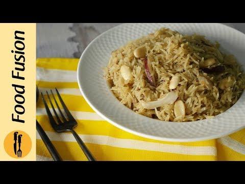 [Quick Recipe] Gur Wale chawal - English Urdu