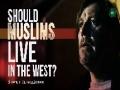 Should Muslims Live in the West? | Shaykh Sekaleshfar | English