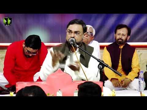 [Bazm-e-Syed-us-Shouda] 2nd Mah-e-Shaban 1439/2018 | Janab Qamar Hasnain Qamar | IRC Karachi - Urdu