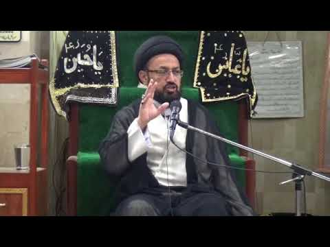 [Majlis] Topic: Hijrat ka Maqsad or Aqsmsaam | H.I Sadiq Raza Taqvi - Urdu