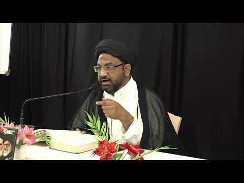 Dars-e-Nahj ul-Balagha   Sermon No: 36   Moulana Taqi Agha - Urdu