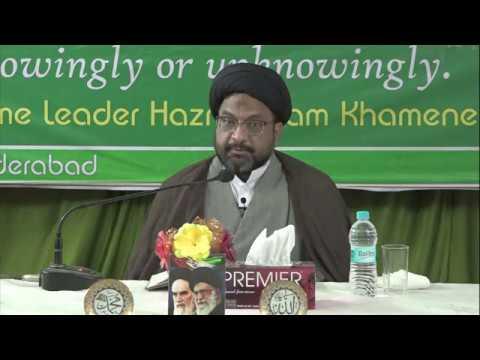 Dars-e-Nahj ul-Balagha   Sermon No: 37   Moulana Taqi Agha - Urdu