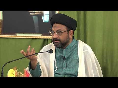 Dars-e-Nahj ul-Balagha   Sermon No: 38   Moulana Taqi Agha - Urdu