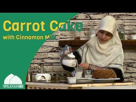 Cooking Recipe - Carrot Cake Recipe - English