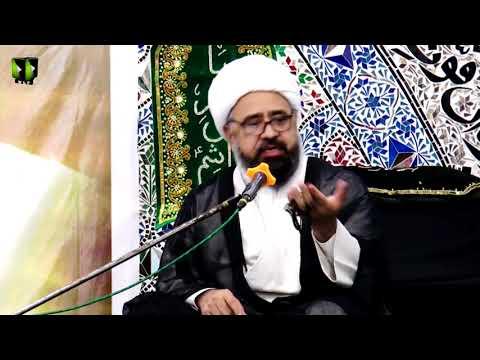[ 2nd Majlis-e-Barsi ] Shaheed Khurram Zaki | Khitab : H.I Moulana Amin Shahidi | 6th May 2018 - Urdu