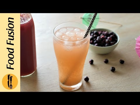 [Quick Recipes] Falsa squash/Sharbat (Grewia drink) - English Urdu