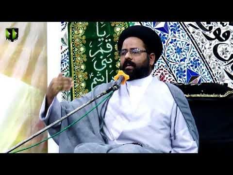[ 2nd Majlis-e-Barsi ] Shaheed Khurram Zaki | Khitaab: Maulana Ali Afzaal Rizvi  | 6th May 2018 - Urdu