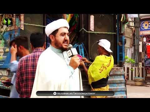 [Markazi Murdabad America Rally] Speech: Moulana Ahsaan Danish | 13 May 2018 - Karachi - Urdu