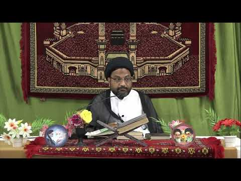 [02] Tafseer-e-Surah-e-Aal-e-Imran   2nd Mahe Ramadhan 1439 A.H   Moulana Syed Taqi Raza Abedi - Urdu