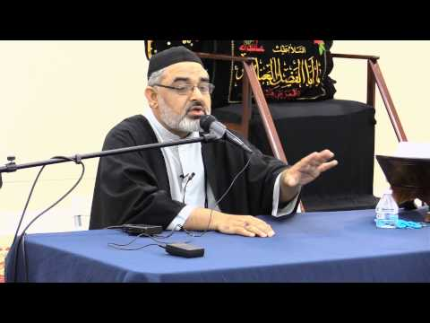 [3] - Preparing for Imam Zaman a.s By H.I Agha Ali Murtaza Zaidi - English